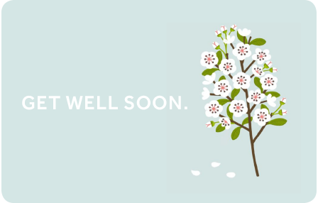 Gift Card - Get Well Soon